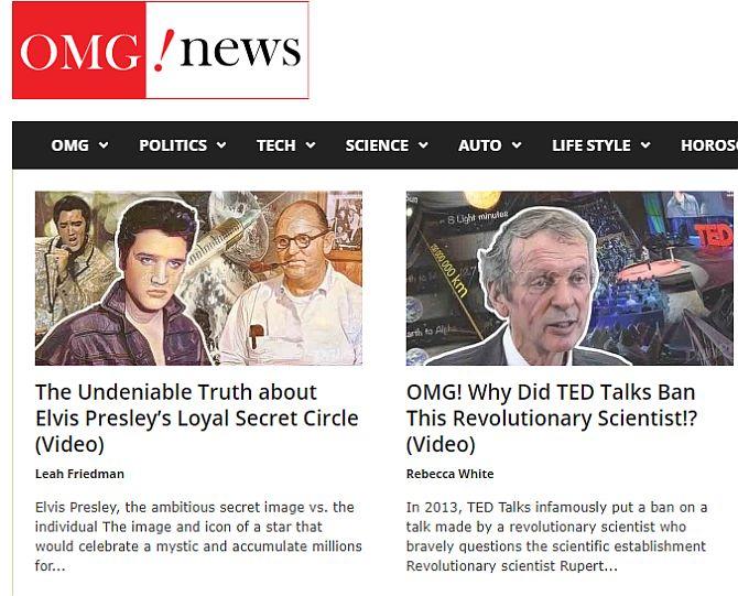6 shocking video websites - OMG News
