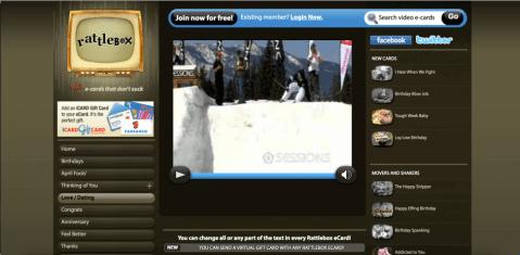 7 Free eCard Sites like JibJab - RattleBox