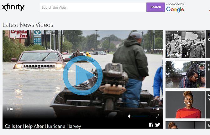 6 shocking video websites - xfinity