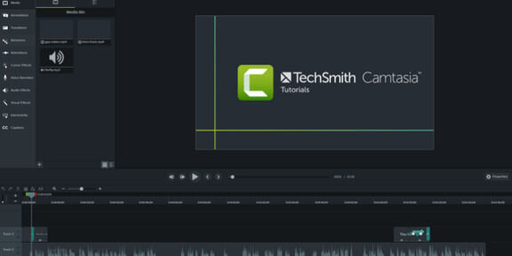 use Camtasia to record video from discovery