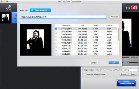 MacX YouTube Downloader help you to download video