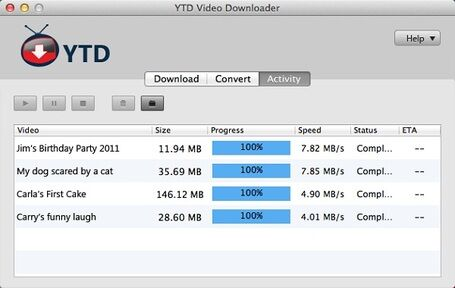 free software to download youtube videos - YTD Video Downloader